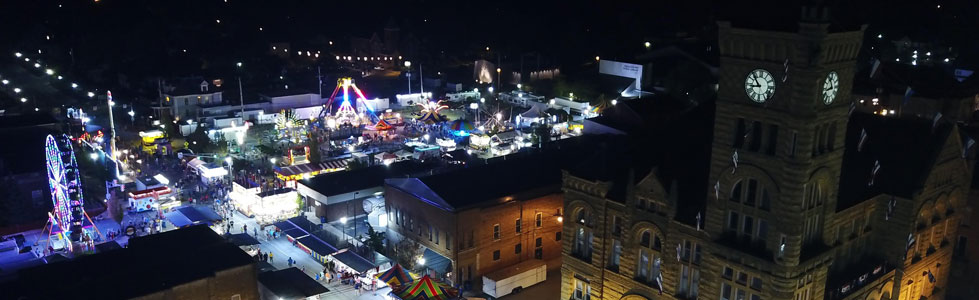Bluffton Street Fair