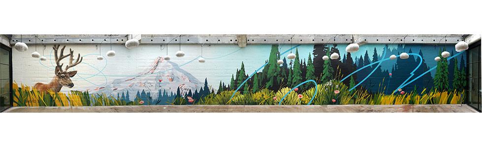 David Rice Muralist