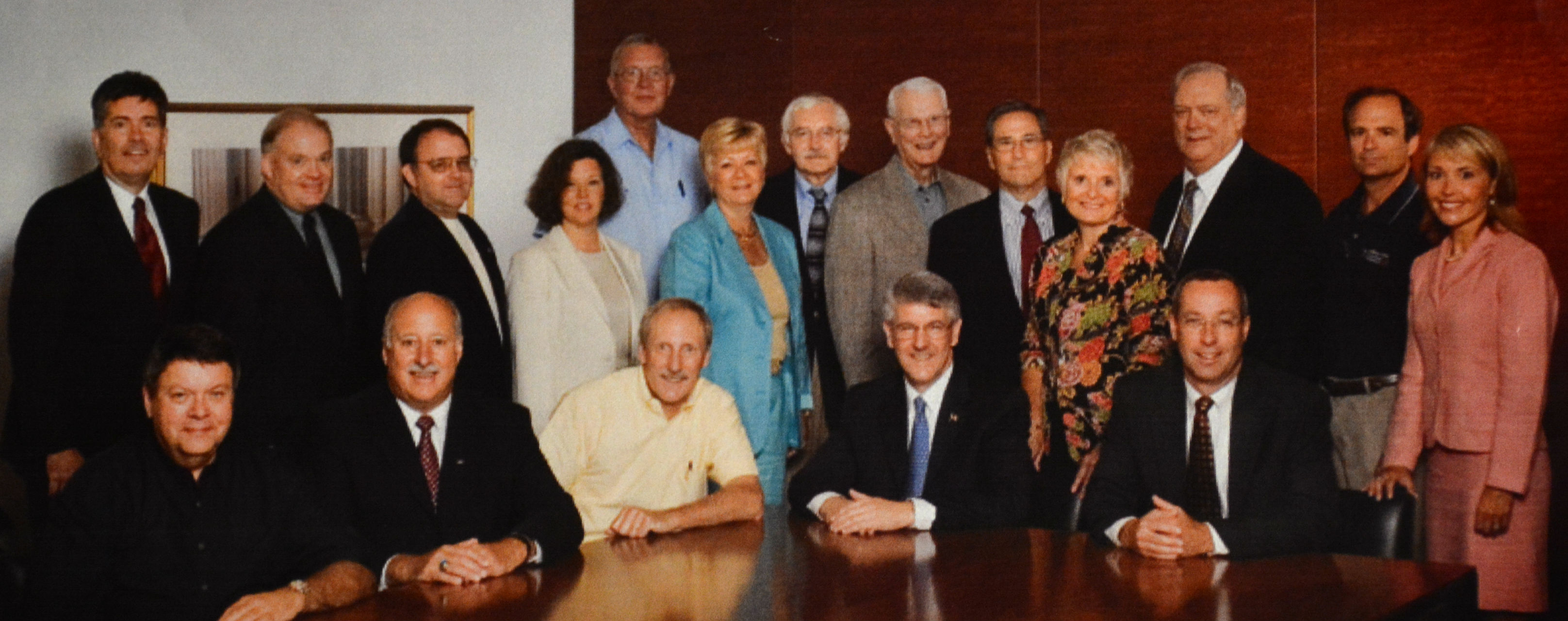 Founding Members of the Regional Partnership
